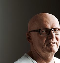 Kunstner Kurt Hansen