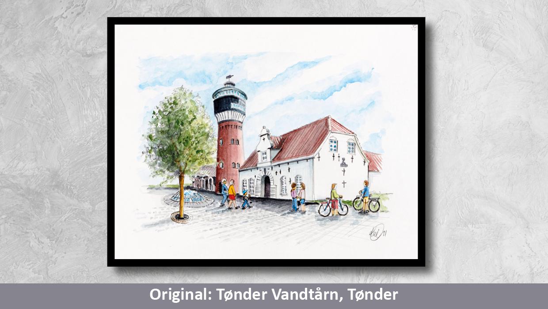 Tønder Vandtårn