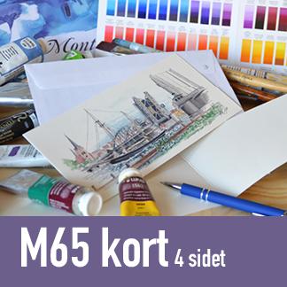 M65 kort