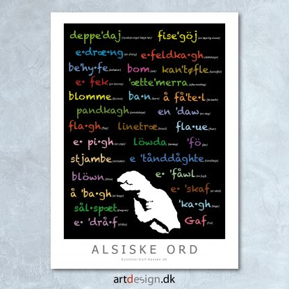 Alsiske ord